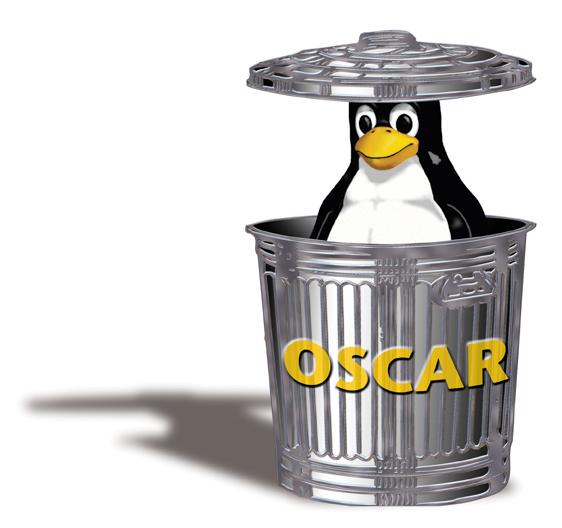 Oscar mascot